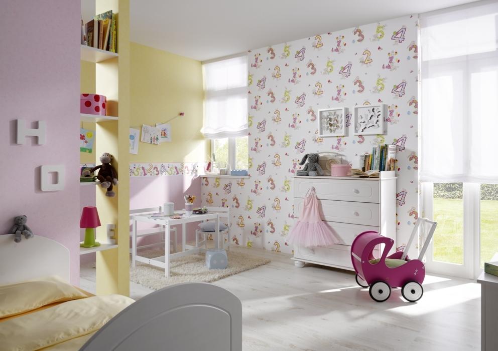 купить обои для детской комнаты