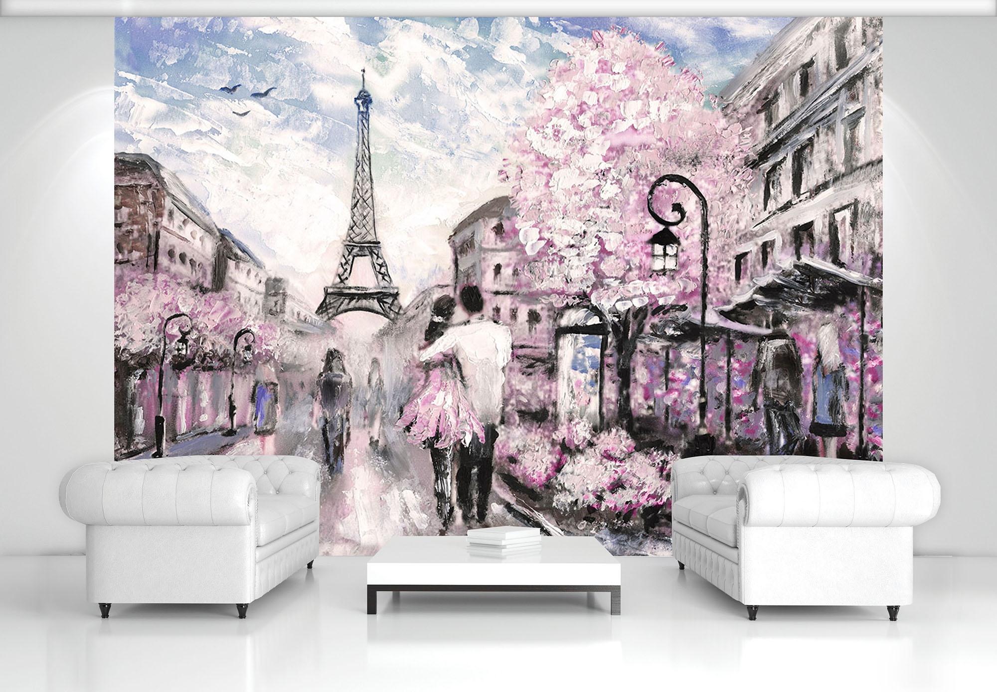 фотообои на стену живопись цена